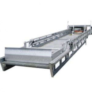TYPE-GLS HIGH CHAIN GRATE CLEANER