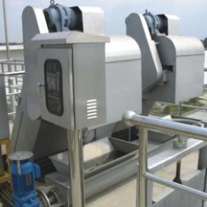 LYZ型螺旋压榨机