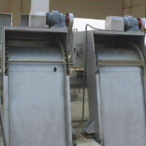 FHG 型反捞式格栅除污机
