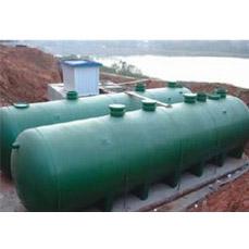 WSZ型组合式一体化污水处理设备